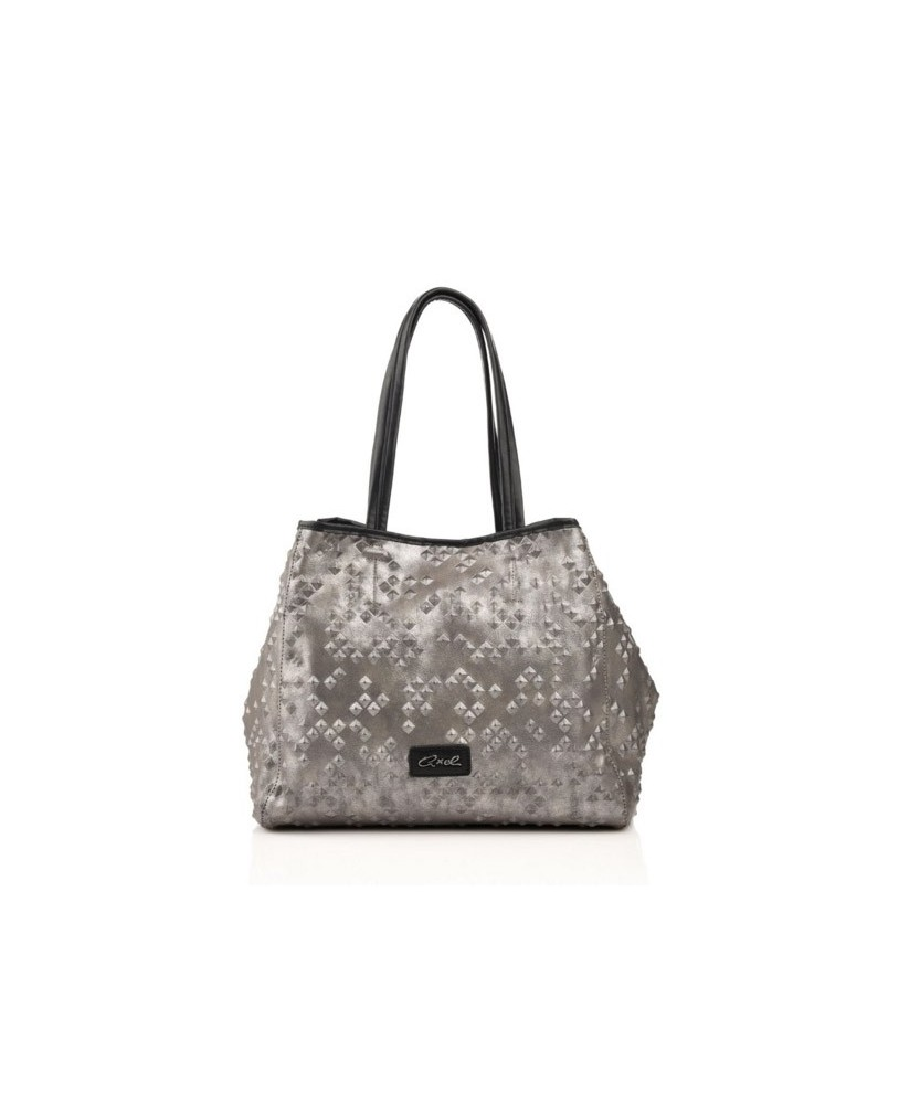 3efbaf625e BORSA A SPALLA CELESTIA METALLIC DENIM - Fancy by Mondo Casa S.r.l.