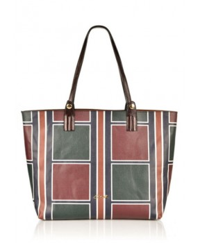 BORSA SHOPPER CON POCHETTE INTERNA FANCY