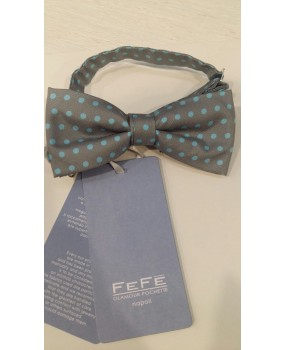 HEAVENLY MICRO POLKA DOT BOW TIES